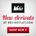 REI Outlet for paddling gear